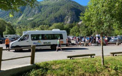 Point sur la fréquentation touristique à Névache en juillet 2020
