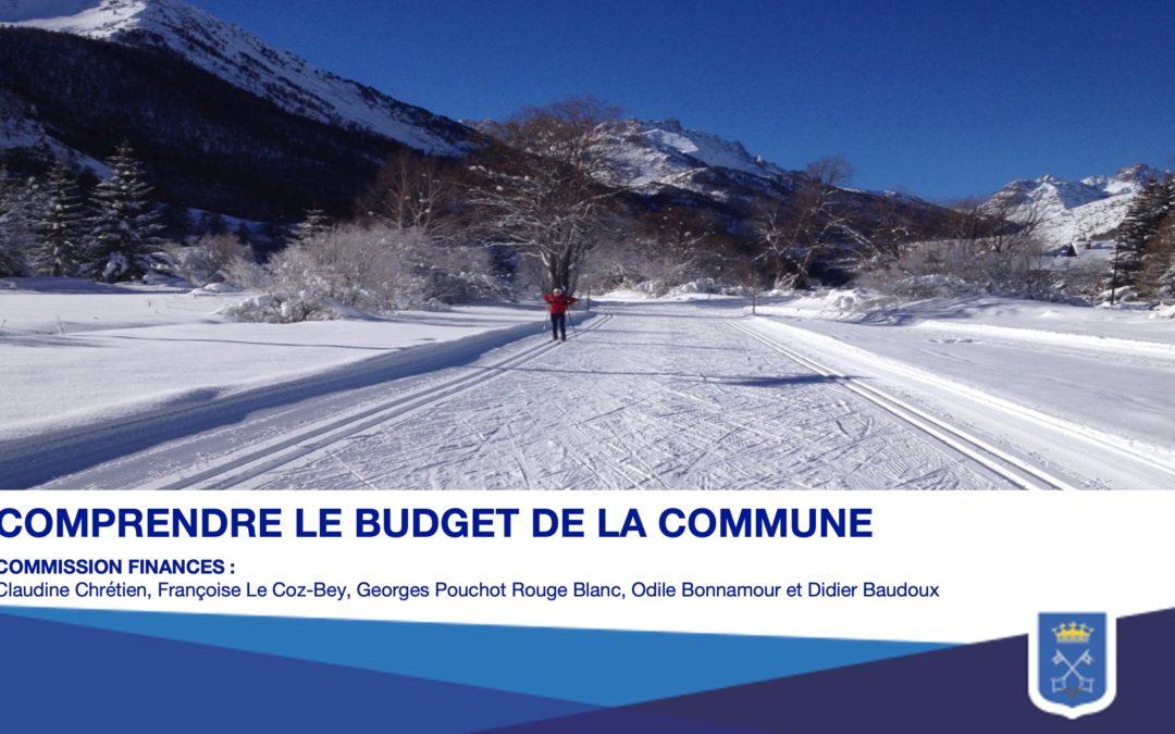 «TOUS COMPTES FAITS» : comprendre les finances de la commune