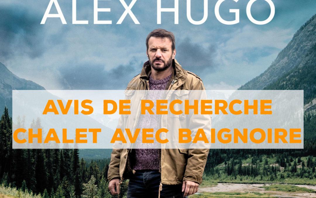 La production d'ALEX HUGO recherche un chalet à louer