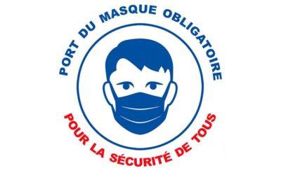 Port du masque obligatoire dans certaines zones de Névache