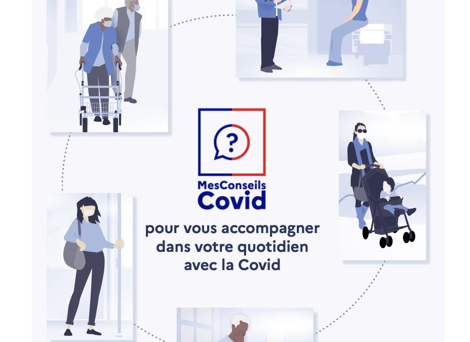 COVID-19- Portail d'informations fiables, claires et à jour