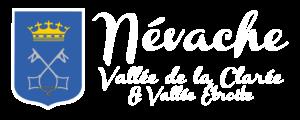Le logo de la mairie de Névache, Vallée de la Clarée