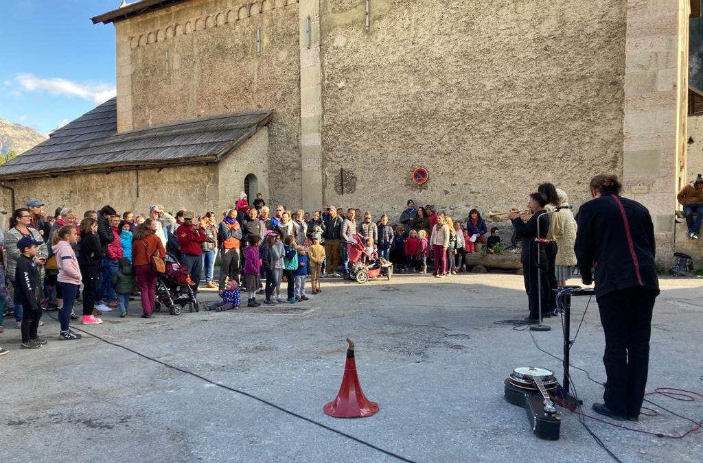 Retour sur les rassemblements et festivités d'automne à Névache